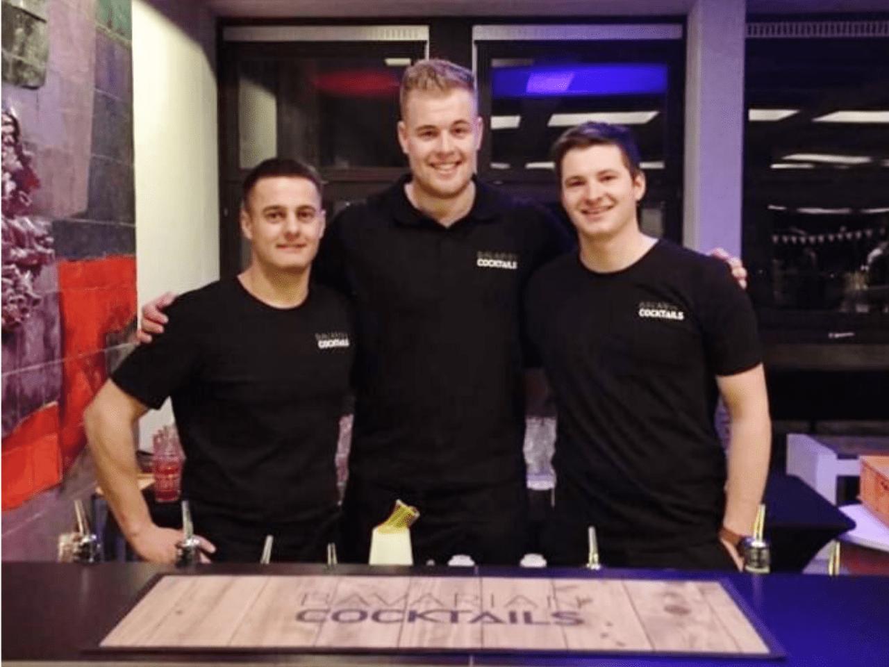 Team Bavarian Cocktails